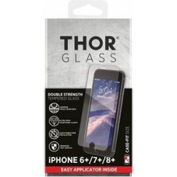 Thor Tempered Glass Protection For iPhone 8+/7+ / 6s+ / 6+ (33740) - Clear