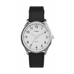 Timex 32mm Ladies Analog Leather Watch - (TW2T72100)