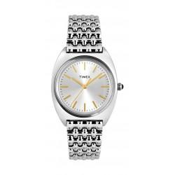 Timex 33mm Ladie's Analog Metal Watch - (TW2T90300)