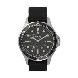 Timex 41mm Gent's Analog Fabric Watch - (TW2T75600)