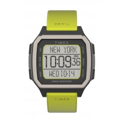Timex 47mm Gent's Rubber Digital Sports Watch - (TW5M28900)
