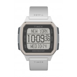 Timex 47mm Gent's Rubber Digital Sports Watch - (TW5M29100)
