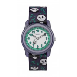 Timex 28mm Kids Unisex Analog Fashion Textile Strap Watch - (TW7C77000)