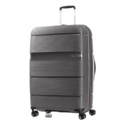 American Tourister Linex 77 CM Hard Luggage - Titanium