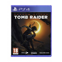 Shadow of the Tomb Raider - PlayStation 4 Game