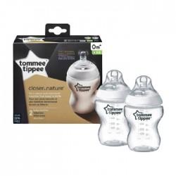 Tommee Tippee 260ml Feeding Bottle – (TT42252071)