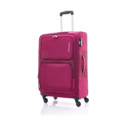 Kamiliant Toro 69CM Spinner Soft Luggage (82WX50002X) - Magenta