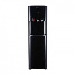 Toshiba Bottom Loading Normal, Hot & Cold Water Dispenser - (RWF-W1615BU(K))- Black