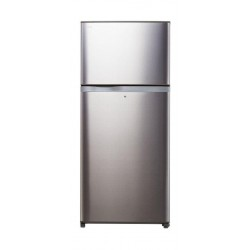 Toshiba Inverter 25 Cft. Top Mount Refrigerator (GRW77UDZK(W)) – Bright Stainless Steel