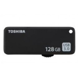 Toshiba Yamabiko 128GB 3.0 Flash Drive (U365W01280) - Black