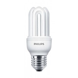 Philips 18W Genie Compact Fluorescent Lamp (4165 CFL)