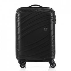 Kamiliant Silkon 78cm Spinner Hard Luggage Black buy in xcite kuwait