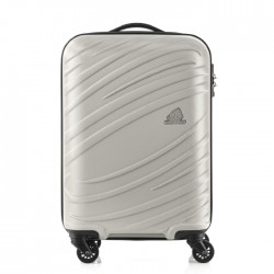 Kamiliant Silkon 68cm Spinner Hard Luggage Grey buy in xcite kuwait