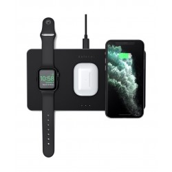 Satechi Trio Wireless Charging Pad For Apple