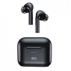 EQ X15 True Wireless bluetooth black Earbuds headphones