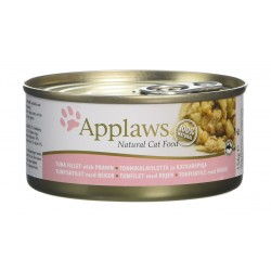 Applaws Cat Food Tin Tuna And Prawn Formula 70g