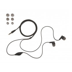 Griffin Tune Buds Wired Earphone (GC38200) - Black