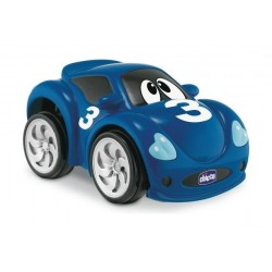 Chicco Turbo Touch Fast Car BabyToy (070T) – Blue