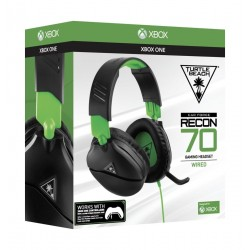Turtlebeach Recon 70 Gaming Headset - Green
