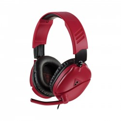 Turtlebeach Recon 70 Gaming Headset - Red