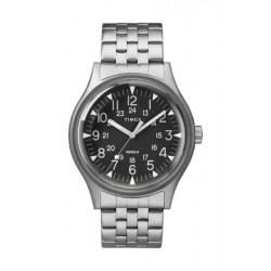 Timex MK1 Steel 40mm Analog Gent's Metal Watch - TW2R68400