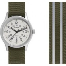Timex Core Camper 40mm Gents Analog Nylon Watch (TW2R80900)