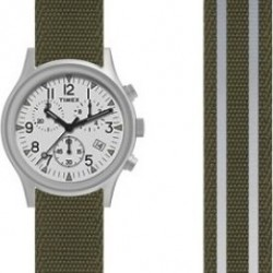 Timex Core Camper 40mm Gents Analog Nylon Watch (TW2R81300)