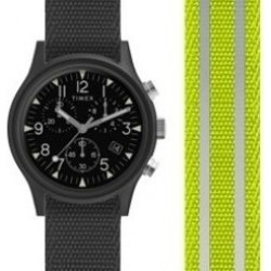 Timex Core Camper 40mm Gents Analog Nylon Watch (TW2R81400)