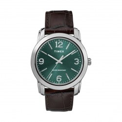 Timex Analog Gents Leather Watch (TW2R86900)