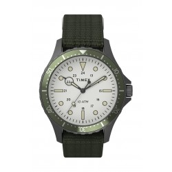 Timex 41mm Gent's Analog Fabric Sports Watch - (TW2T75500)