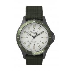 Timex 41mm Gent's Analog Fabric Sports Watch - (TW2T75500)