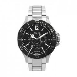 Timex 43mm Mechanical Men's Stainless Steel Watch (TW2U13100)