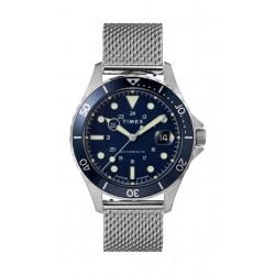 Timex Military 41mm Gent's Quartz Analog Metal Watch - (TW2U38200)
