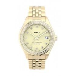 Timex 27mm Ladies Automatic Metal Watch - (TW2U53800)