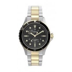 Timex Military Watch 33mm Gent's Quartz Analog Metal Watch - (TW2U55500)
