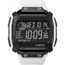 Timex Expedition Shock Gents Watch - Resin Strap - White  (TW5M18400CG)