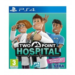 Two Point Hospital - PS4 Game
