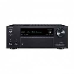 Onkyo 7.2-Channel A/V Receiver (TX-NR696) - Black