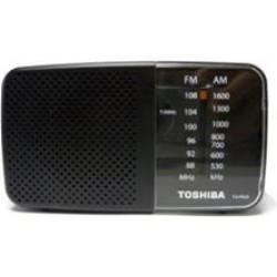 Toshiba Pocket Radio TY-PR20 - Black