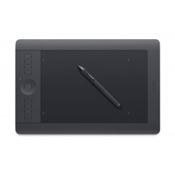 Wacom Intuos Pro Graphics Drawing Pen Tablet (Large) - Black