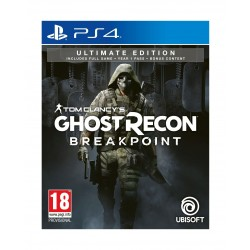 Tom Clancy's Ghost Recon Breakpoint Ultimate Edition - PlayStation 4 Game