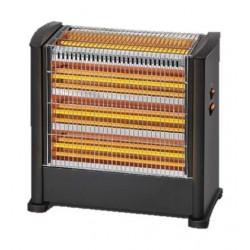 Wansa AE-4004 Nero Halogen Quartz Heater  - 2200 W