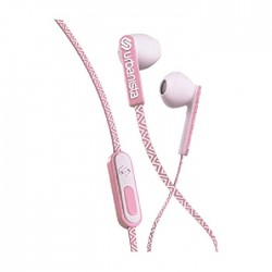 Urbanista San Francisco Wired In-ear Earphones with Mic URB-1032517– Pink Paradise