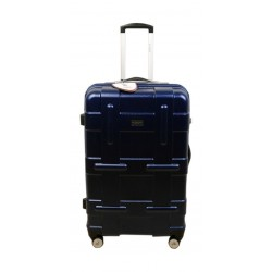 U.S Polo Hard Luggage 65 CM (PLVLZ7514B) - Blue