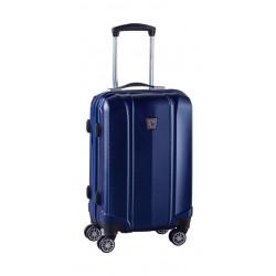 U.S POLO Hard Luggage 55 CM (PLVLZ7508C) - Blue