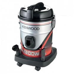 kenwood steel metal red black drum vaccum vacuum cleaner buy in xcite Kuwait
