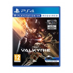 Eve Valkyrie – Playstation 4 VR Game