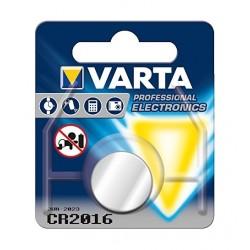 Varta Professional Electronic Battery - CR 2016