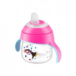 Philips Avent 200 ml. Spout Cup - Pink