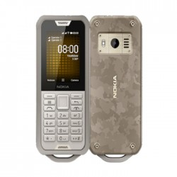 Nokia 800 Tough Phone - Desert Sand (TA-1189)